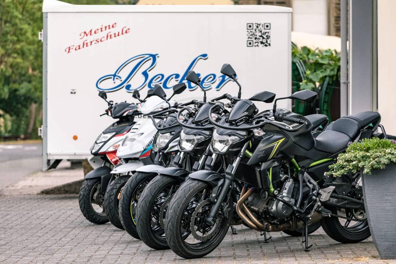 Fahrschule Becker Cochem Ellenz Bremm Mosel - Zweiräder